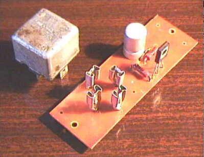 Зарядное устройство для мобильного телефона схема.